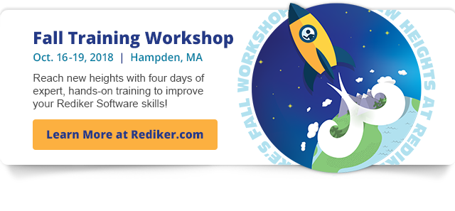 Fall Training Workshop (Oct. 16 - 19) - Click to Learn More