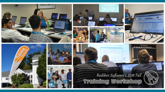 Fall Training Workshop Photo Collage