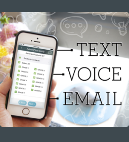 Text - Voice - Email AP Notify Image