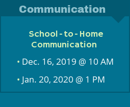 REDIKER WEBINAR - School-to-Home Communication for K-12 Schools