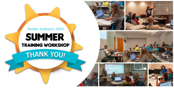 Summer Training Workshop - THANK YOU Collage